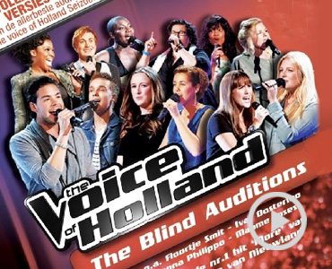 综艺节目视频《The Voice of Holland》