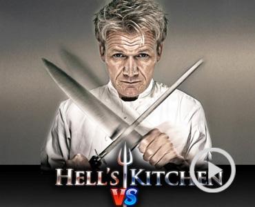 综艺节目视频《地狱厨房》
