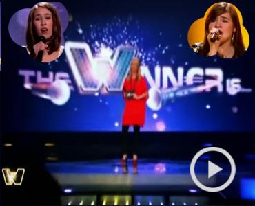 综艺节目视频《The Winner Is…》