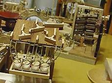 设计强人自制超精美木制玩具