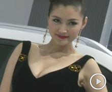2012广州车展江淮车模