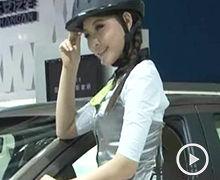 2012广州车展长安车模