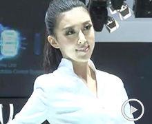 2012广州车展讴歌车模