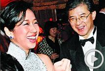 朱玲玲再嫁地产巨鳄罗康瑞