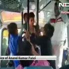 印度姐妹公车上遭猥亵