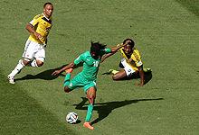 第063球:热鸟完爆哥伦比亚进球