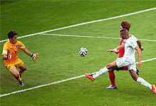 第085球:斯利马尼一挑二进球