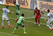 第123球:罗霍进球助阿根廷取胜