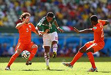 第141球:多斯桑托斯世界波破门