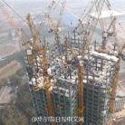 延时摄影长沙57层高楼