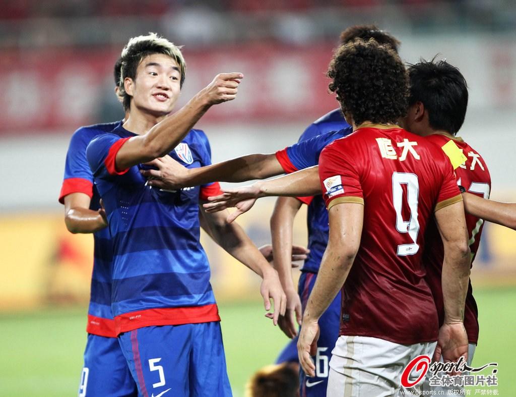 打遍中超,中国足球五大恶人之行者戴琳